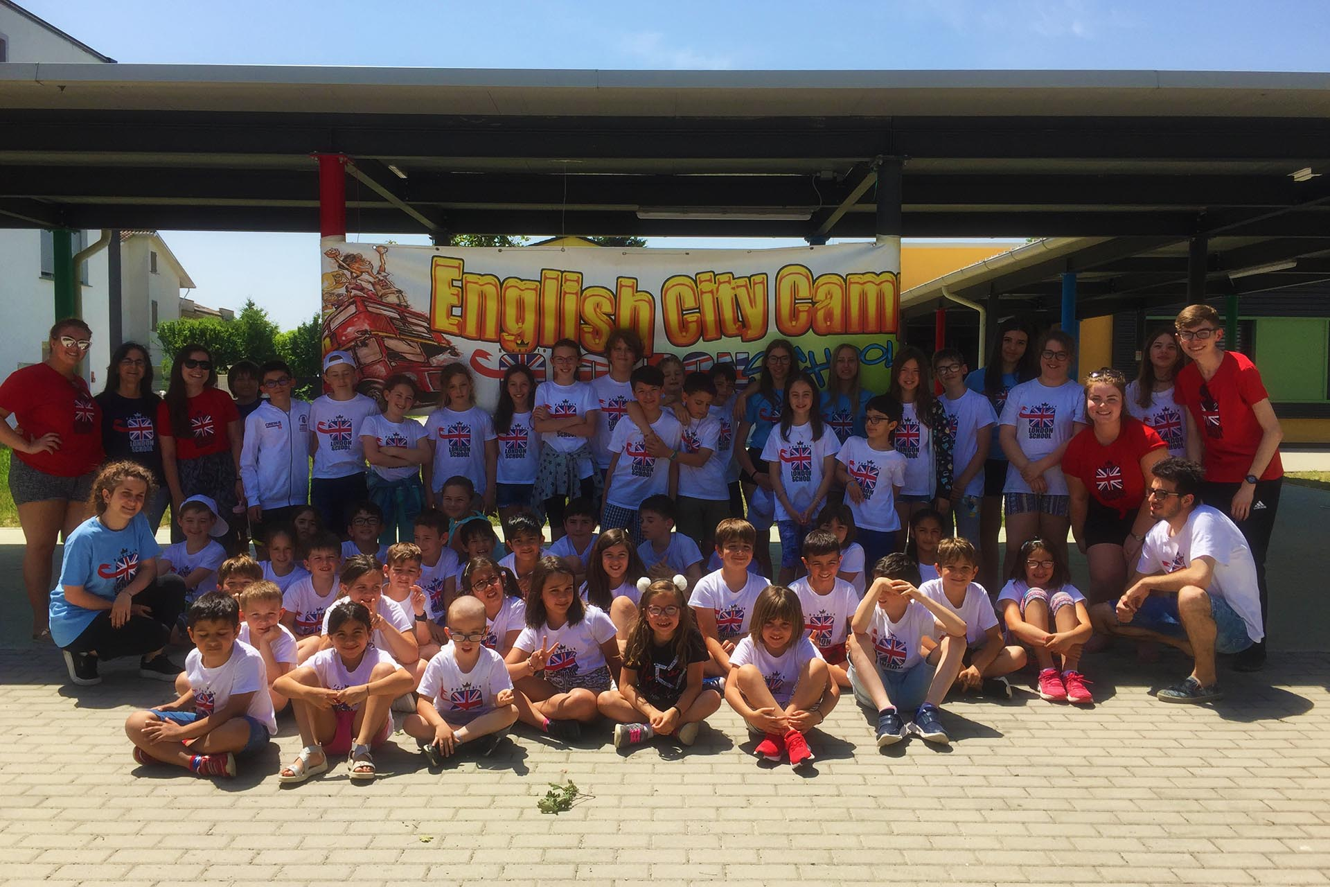 IC Sissa & Trecasali - English Summer Camp